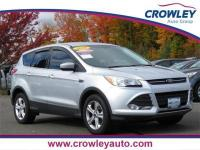 2016 Ford Escape SE in Ingot Silver 4WD. (Ford