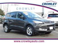 2016 Ford Escape SE (Ford Certified) in Magnetic 4WD.