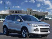 2016 Ford Escape CARFAX One-Owner. Clean CARFAX. Ford