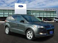 2016 Ford Escape SE 4 Wheel Drive With Navigation 2.0L