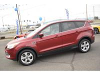 The Ford Escape is one of the best rugged suv's in the