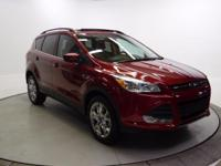 Recent Arrival! 2016 Ford Escape SE CARFAX One-Owner.