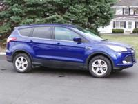 Options:  2016 Ford Escape Se|Blue/Gray|V4 2.0 L
