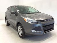Options:  2016 Ford Escape Se|Gray|*Panoramic Power