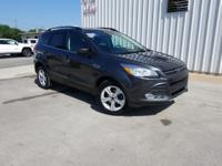 CARFAX One-Owner. Clean CARFAX. Gray 2016 Ford Escape