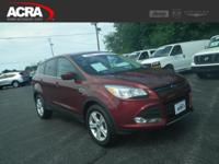 2016 Ford Escape, key features include: a Sync Audio
