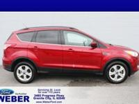 Red 2016 Ford Escape * BLUETOOTH *, * USB ADAPTER *, *