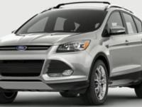 Introducing the 2016 Ford Escape! Performance, ride,