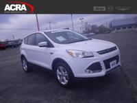 2016 Ford Escape, key features include:  Keyless Entry,