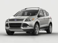 Recent Arrival! 2016 Ford Escape SE White FWD 6-Speed