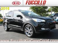You can find this 2016 Ford Escape FWD 4dr SE and many