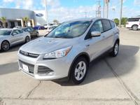Options:  2016 Ford Escape Se|Ingot Silver|Charcoal