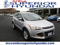 Trustworthy and worry-free, this Used 2016 Ford Escape