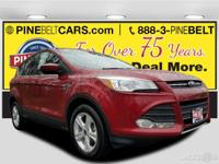*CarFax 1-Owner* *This 2016 Ford Escape SE will sell