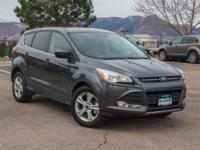 EPA 32 MPG Hwy/23 MPG City! Ford Certified, ONLY 9,580