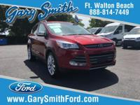 Options:  2016 Ford Escape Se|At Gary Smith Ford|You're