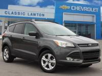 Right SUV! Right price! At Classic Lawton Chevrolet,