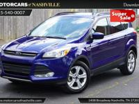 This 2016 Ford Escape 4dr FWD 4dr SE features a 1.6L 4