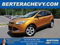 **ONE OWNER/CLEAN CARFAX** *4x2* SE, 1.6 L, 4-Cylinder,