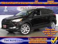 **** JUST IN FOLKS! THIS 2015 FORD ESCAPE TITANIUM HAS