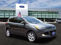 2016 Ford Escape Titanium 4 Wheel Drive With Navigation