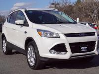 2016 Ford Escape. 4WD. Stability and traction control