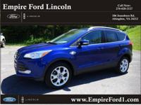 Options:  2016 Ford Escape Titanium|Awd Titanium 4Dr