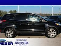 Black 2016 Ford Escape * BLUETOOTH *, * USB ADAPTER *,