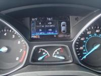 Certified. Shadow Black 2016 Ford Escape Titanium FWD