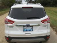This 2016 Ford Escape Titanium is a LOCAL, 1-OWNER