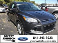 CARFAX One-Owner. Magnetic 2016 Ford Escape Titanium