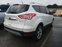 White 2016 Ford Escape Titanium FWD 6-Speed Automatic