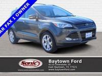 Don't miss this great Ford! This 2016 Ford Escape