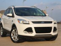 This 2016 Ford Escape Titanium is offered to you for