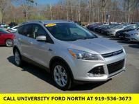 CARFAX One-Owner. Clean CARFAX. 2016 Ford Escape