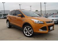 Introducing the 2016 Ford Escape! Blurring highway