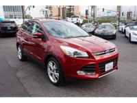 Options:  2016 Ford Escape Titanium|Titanium 4Dr