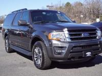2016 Ford Expedition EL. 4WD. Stability and traction