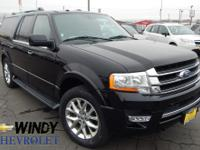 Options:  2016 Ford Expedition El Limited|We Offer