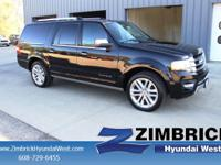Platinum trim. CARFAX 1-Owner, ZIMBRICK CERTIFIED