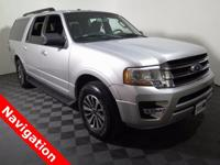 2016 Ford Expedition EL with a 3.5L EcoBoost V6 Engine.