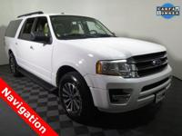 2016 Ford Expedition EL XLT with a 3.5L EcoBoost V6