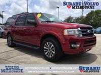 FLORIDA OWNED 2016 FORD EXPEDITION EL XLT**CLEAN CAR