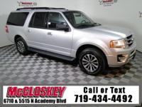 Haul the family in style with this 2016 Ford Expedition