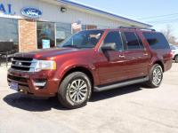 2016 Ford Expedition EL Extended Length XLT Four Wheel