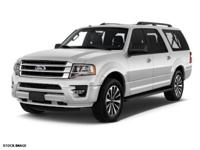 Options:  2016 Ford Expedition El Xlt|Miles: 9897Color:
