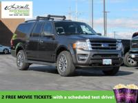 CarFax 1-Owner, This 2016 Ford Expedition EL will sell