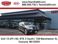 Ford Expedition EL XLT 2016 Black Clean CARFAX. CARFAX