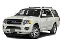 PREMIUM & KEY FEATURES ON THIS 2016 Ford Expedition