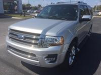 This 2016 Ford Expedition Limited is proudly offered by